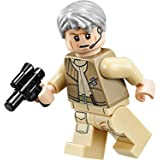 LEGO Star Wars–General AIREN Cracken con blaster pistola (75050)