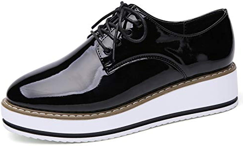 Hasag Zapatos nuevos de Plataforma para Mujer Zapatos Ocasionales de Mujer Zapatos Zapatos Antideslizantes para...