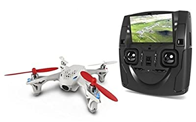 New Hubsan H107D Quadcopter mini RC FPV UFO RTF Drone Live Video Screen Camera