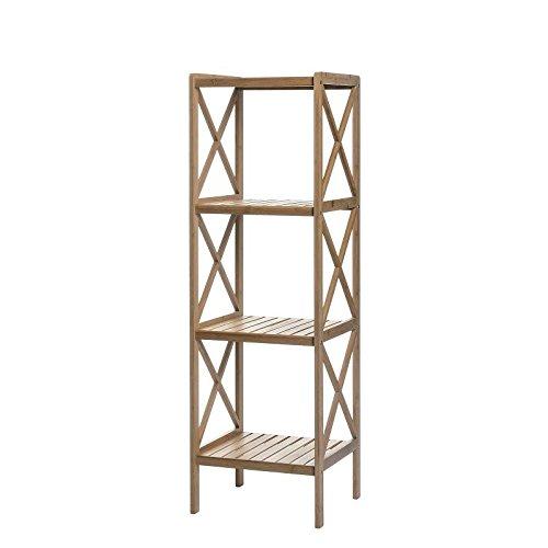 Étagère Bambou 4 niveaux