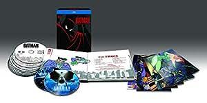 Coffret Batman-La Série Animée - Intégrale Blu-ray Edition deluxe [Blu-ray Edition deluxe]