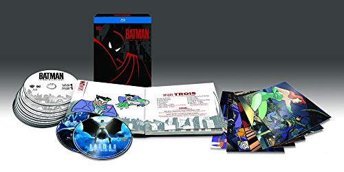 Coffret Batman-La Série Animée
