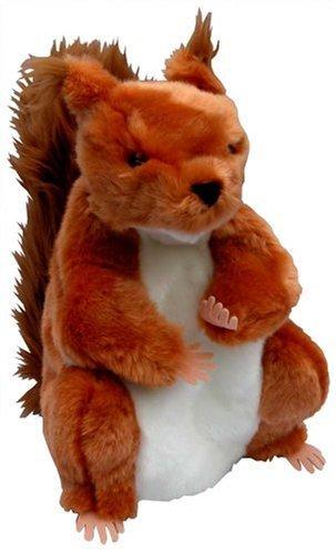 The Puppet Company - Fauna Europea - Ardilla Roja