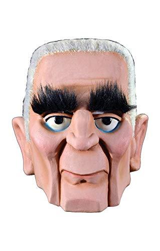 Offizielle Mad Monster Party Baron von Frankenstein Maske (Monster Mad Masken)