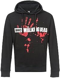 The Walking Dead Zombie Horde Sweat à capuche noir
