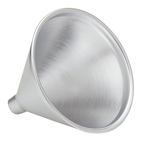 harold-12oz-liquids-dry-goods-aluminum-funnel-for-kitchen-bath-garage-shed-698