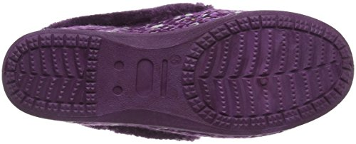 Dunlop - Alaina, Pantofole Donna Viola (Viola (Purple))