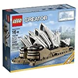 LEGO (Creator Expert 10234 Sydney Opera House Block Toys (Parallel Imports) by