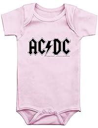 Metal-Kids AC DC Pink Logo Body a2c9450d907