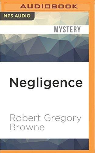 Negligence (Trial Junkies) by Robert Gregory Browne (2016-06-28)
