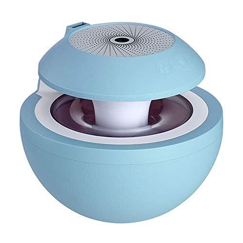 Idebris USB humidificador portátil, Habitación personales humidificadores, 500ml Frescos humidificadores de Vapor...