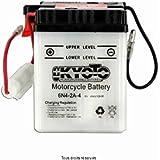 Batterie Moto KYOTO 6n4-2a-4 L 71mm W 71mm H 96mm 6v 4ah Acide 0,19l