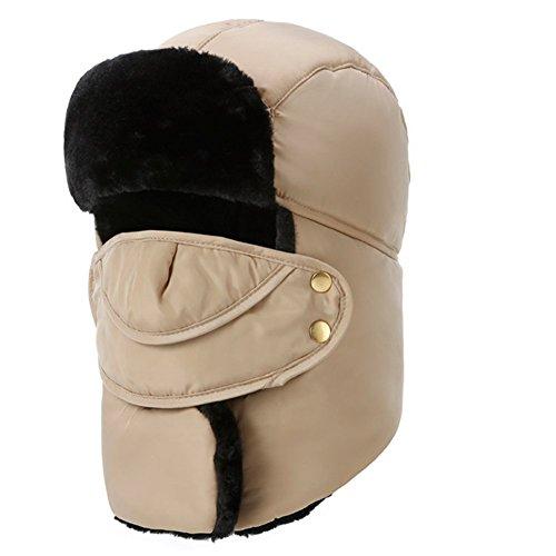 Generic -  Cappello Fedora  - Donna Brown Taglia unica