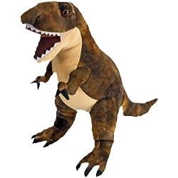 Wild Republic - Peluche Dinosauria T-Rex, 48 cm (15493)
