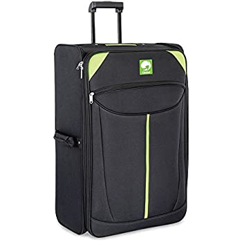 Cabin Max Global - Extra Large 107L Lightweight Folding Trolley ...
