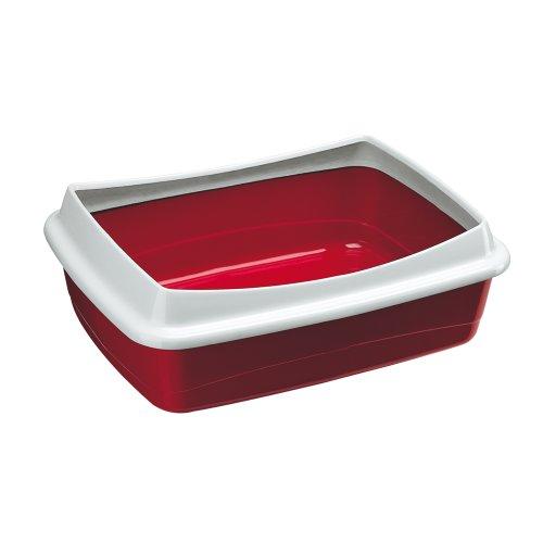 Ferplast 72041099w1 cassetta igienica aperta per gatti