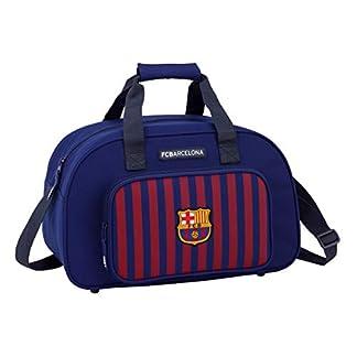 41u44hoCwsL. SS324  - FC Barcelona Bolsa de Deporte, Bolso de Viaje.