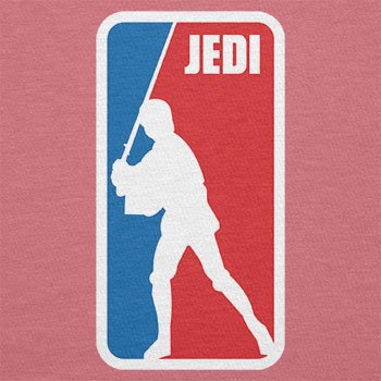 TEXLAB - Jedi League - Damen T-Shirt Pink