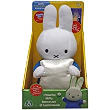 Miffy – peluche Berceuse y luminosa, mff01