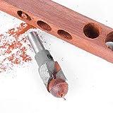 Dailyinshop Cutter Duro Lega 6mm-35 millimetri Router Bit branello della Sfera di Legno della taglierina di Perforazione