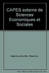 Le Capes de sciences économiques et sociales, numéro 17