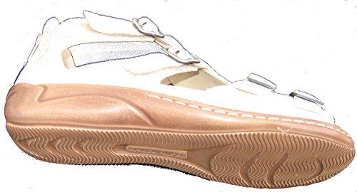 Waldläufer 582002-175-102 Hilena donna Sandalo larghezza H per solette sciolti Oro