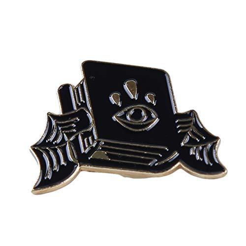 Und Kostüm Pins Broschen Vintage - Pinhan Vintage Kreative Brosche Pins Revers Pin Abzeichen Kleidung Zubehör Legierung Kostüm Corsage, XZ1162