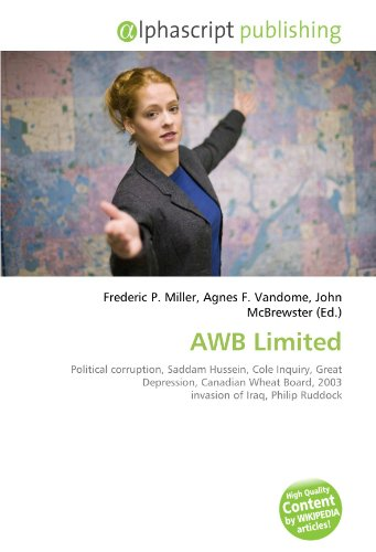 awb-limited-political-corruption-saddam-hussein-cole-inquiry-great-depression-canadian-wheat-board-2
