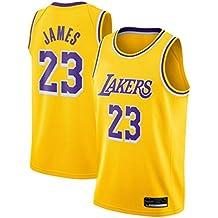 CRBsports Lebron James, Baloncesto Jersey, Lakers, Tejido Bordado, Swag, Ropa Deportiva