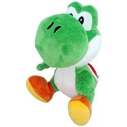 Peluche Super Mario Yoshi Verde 30 cm