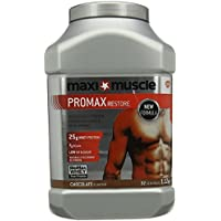 Maximuscle Promax Whey Protein Powder, Chocolate, 1.12 kg