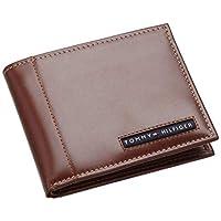 Tommy Hilfiger Cambridge Billfold Brown Wallet for Men - 31TL22X063 - TAN