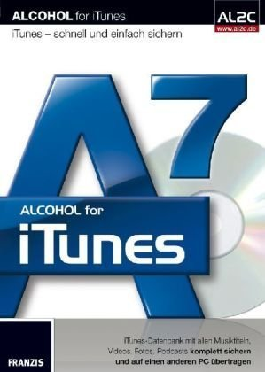 Alcohol for iTunes