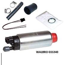 Walbro: Bomba de combustible de calidad superior con kit de montaje ITP048