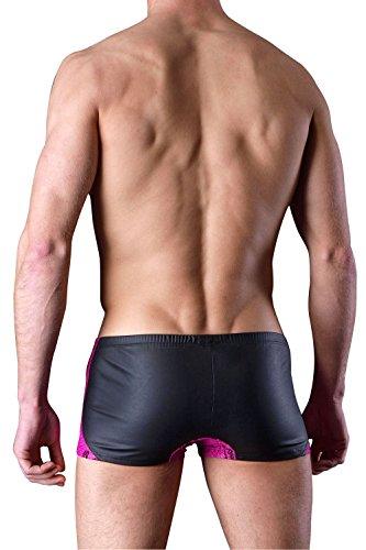 208356–MANstore Baskets Pantalon M266 Rose - rose bonbon