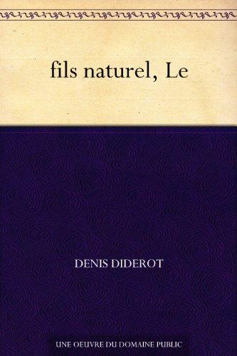 Couverture du livre fils naturel, Le