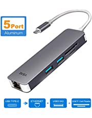EKSA USB C Hub Adapter