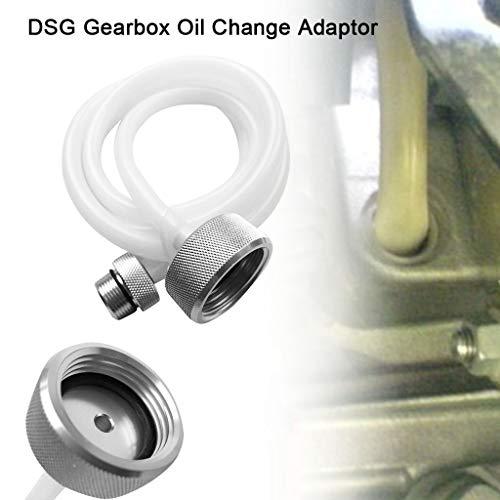 TAOtTAO - Adattatore per cambio olio DSG, tubo di riempimento olio