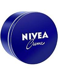 Nivea Creme Hautpflege für den ganzen Körper, 4er Pack (4 x 250 ml)