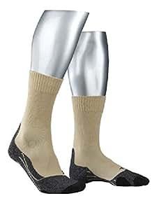 Falke TK 2 Cool / 16281 Chaussettes de randonnée Homme Sable 39-41