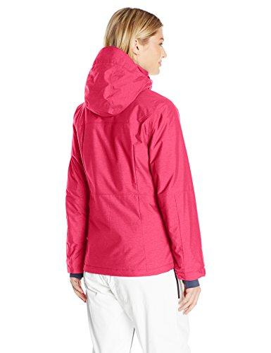Columbia Damen Alpine Action OH Jacket Rubinrot