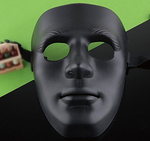 Zantec Halloween Kostüm Cosplay Tanz Maske 7 #