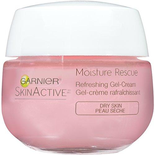Garnier Skincare Moisture Rescue Refreshing Gel-Cream for Dry Skin for Dry Skin, 1.7 Fluid Ounce (Packaging May Vary) by Garnier