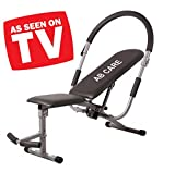 Kobo AK-1 Exercise Bench (Black/Grey)