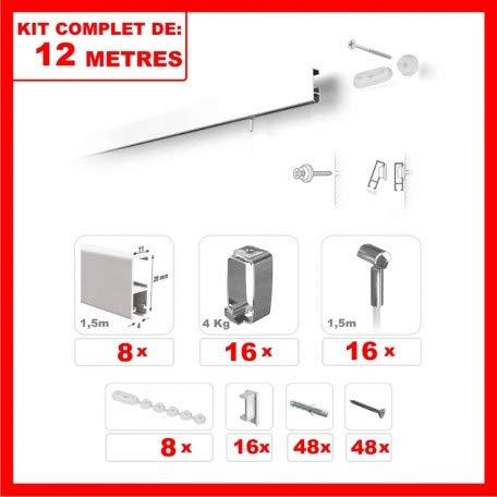 Unbekannt Toolzone tl022/ /Kit de r/éparation pour planifier/ /Noir