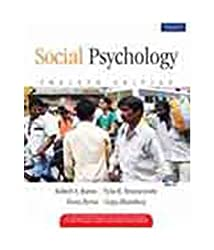 Social Psychology (With CD) 12th Edition price comparison at Flipkart, Amazon, Crossword, Uread, Bookadda, Landmark, Homeshop18