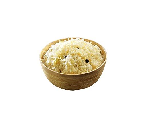 Chou cuisiné pour choucroute - 600 g - Surgelé