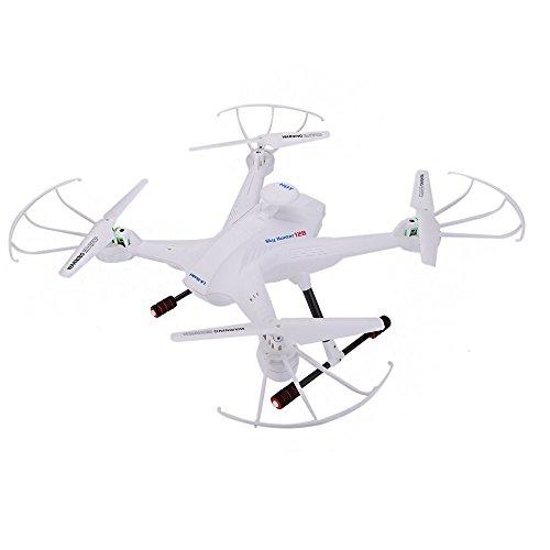 Goolsky Lian Sheng SKY Hunter LS-128 2.4G 4CH giroscopio a 6 assi in tempo reale senza testa FPV RC Quadcopter Drone