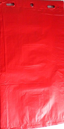 Belloo Kotbeutel Rot 500 Stück Hundekotbeutel, Kotbeutel, Gassitüten, Hundetüten