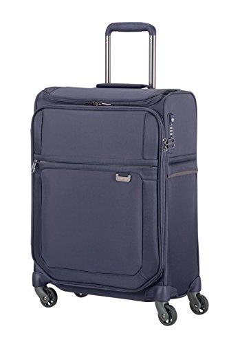 Samsonite Uplite Spinner 55/20 Smart Top Koffer, 55 cm, 41 L, Blue